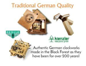 German Quality Cuckoo Clocks
