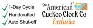 Features of the Hickory Flat Cuckoo Clock
